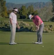 Spot télévisé de Ping Golf « Lee's a Crowd » - Vidéo