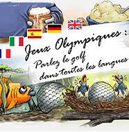 OnlineGolf News: Jeux Olympiques parlez: Le golf dans toutes les langues