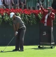 Nike TW '14 et le sport du golf- Vidéo