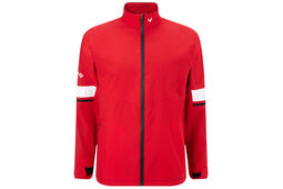 Veste imperméable Callaway Golf Green Grass