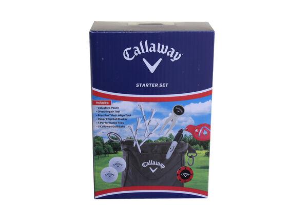Callaway Starter Gift Set