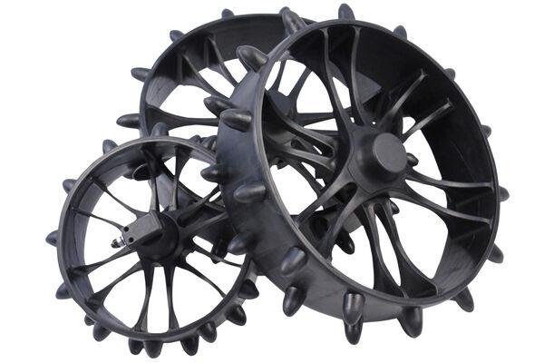 Big Max Hedgehog Wheel 3 Set