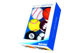Longridge Sports Golf Balls