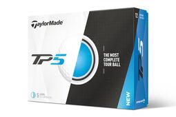 Douze balles de golf TaylorMade TP5