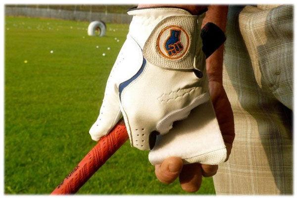 Grip Par Leather Training Glve