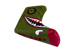 Couvre-putter Blade Odyssey Fighter Plane