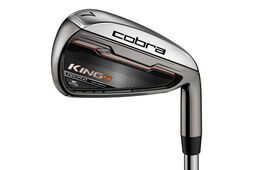 Fers en acier Cobra Golf King F6