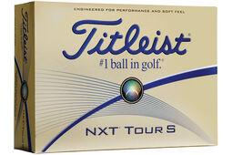 12 Balles de golf Titleist NXT Tour S 2016