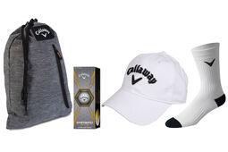 Coffret cadeau Callaway Golf