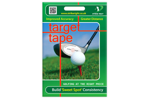Strike Right Target Tape
