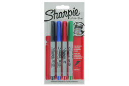 Pack de stylos à pointe ultra-fine Sharpie