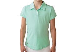 Polo adidas Golf Essentials Heather pour enfants
