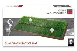 Tapis d'entraînement Dual Colin Montgomerie