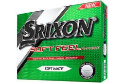 12 Balles de golf Srixon Soft Feel 2016