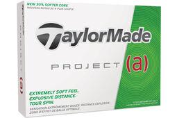 12 Balles de golf TaylorMade Project (a) 2016