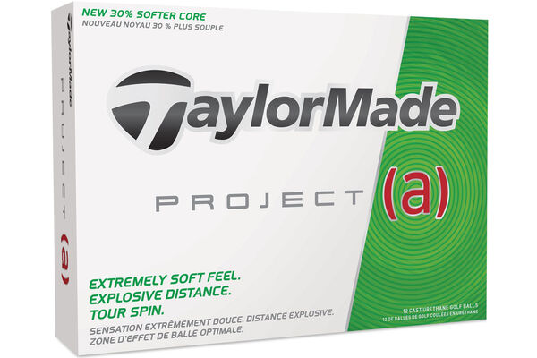 12 Balles de golf TaylorMade Project (a) 2016