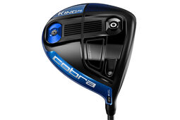 Driver Cobra Golf King F6 Bleu