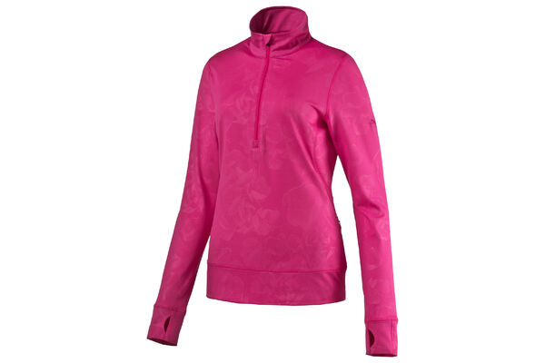 Puma Popover Bloom Qtr Zip W6
