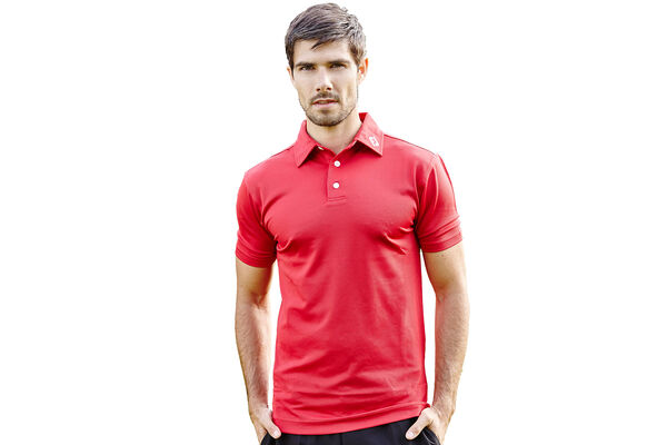 FJ Stretch Pique Solid Polo S7