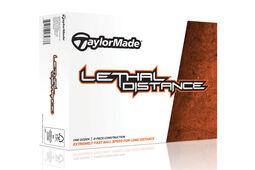 12 Balles de golf TaylorMade Lethal