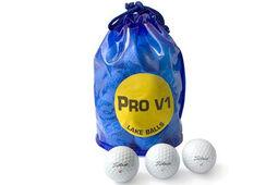 28 Balles de golf d'occasion Titleist ProV1