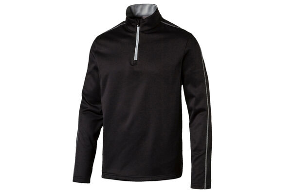 Puma Fleece Core Qtr Zip W6