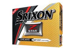 12 Balles de golf Srixon Z Star