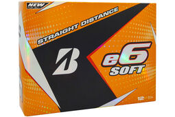 12 Balles de golf Bridgestone Golf e6 Soft