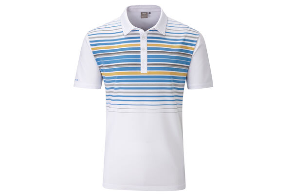 Ping Polo Cortes Striped S7