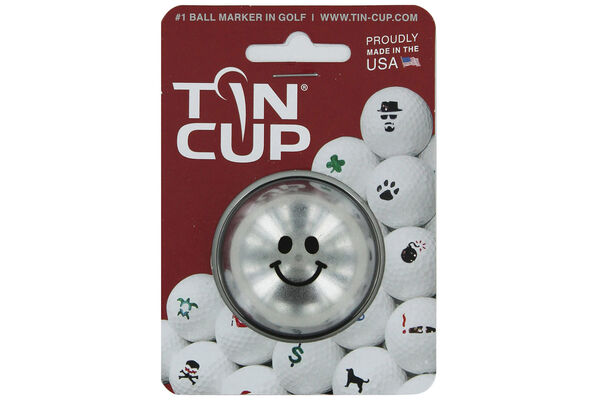 Tin Cup Incognito Ball Marker