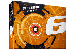 12 Balles de golf Bridgestone Golf e6 2015