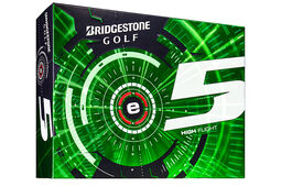12 Balles de golf Bridgestone Golf e5 2015