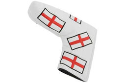 Couvre-putter drapeau Masters Golf HeadKase England