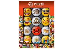 12 Balles de golf Emoji Golf