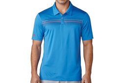 Polo adidas Golf climacool Chest Print