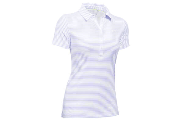 Polo Under Armour Zinger Stripe pour femmes