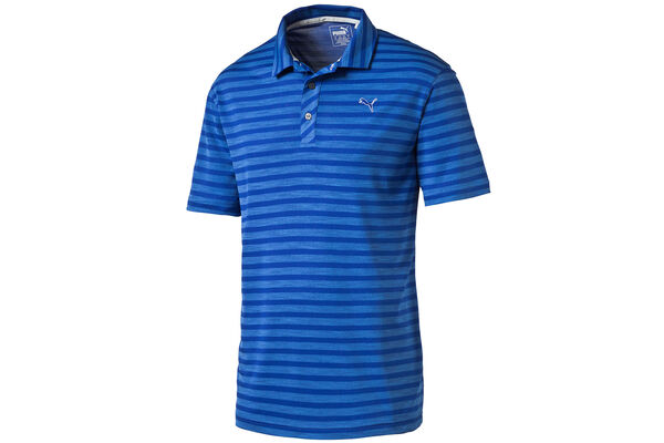Puma Polo Mixed Stripe W6