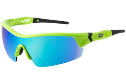 LUNETTES DE SOLEIL DIRTY DOG EDGE Blue Fusion Green
