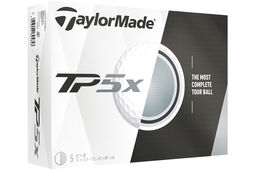 Douze balles de golf TaylorMade TP5x
