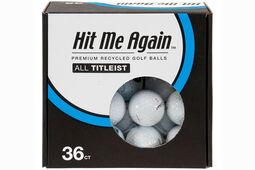 36 Balls de golf Challenge Golf Titleist Practice