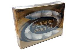 12 Balles de golf Pro V1 Challenge recyclées