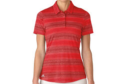 Polo adidas Golf Multi Melange pour femmes