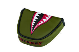 Couvre-putter maillet Odyssey Fighter Plane