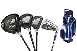 Famille TaylorMade M2