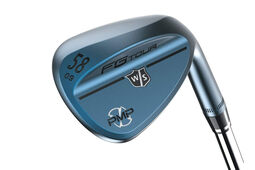 Wedge Wilson Staff FG Tour PMP Blau