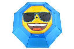 Parapluie emoji Cool Face Double Canopy