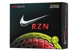 12 Balles de golf Nike Golf RZN Black Volt
