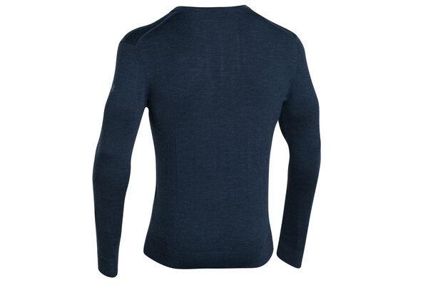 UA Sweater VNeck Tips S6