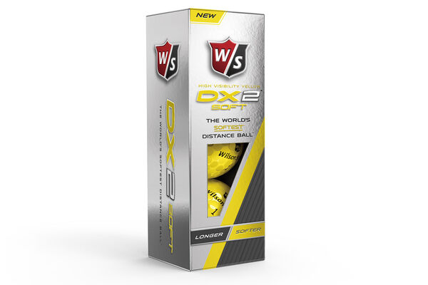 Wilson Staff DX2 Soft Ball 12