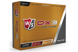 12 Balles de golf Wilson Staff DX3 Urethane